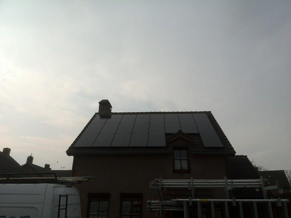 Zonnepanelen - Remozon (Kelpen-Oler)